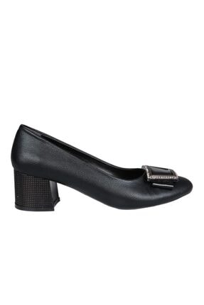 Punto 544834 Siyah Kadın Stiletto