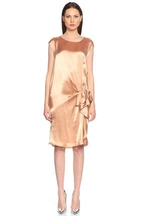 Lanvin Bej Rengi Elbise