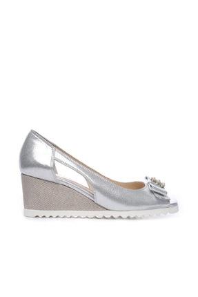 Kemal Tanca Kadın Derı Ayakkabı Ayakkabı 94 4501 Pls Bn Ayk