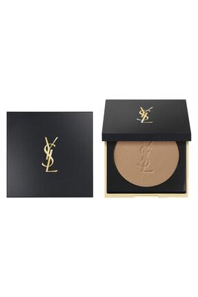 Yves Saint Laurent All Hours Tüm Gün Süren Mat Bitişli Pudra B50 - Honey 3614272622654