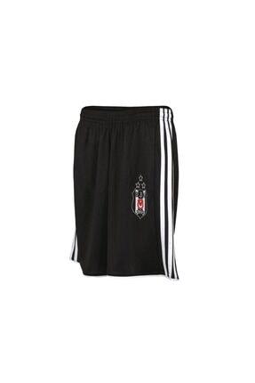 Adidas Unisex Çocuk Siyah Futbol Şortu