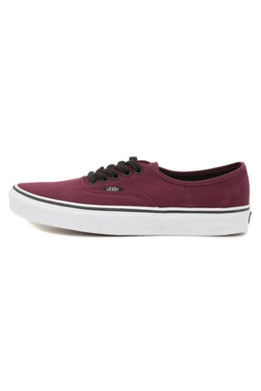 Vans 000qer5u81-r Authentic Unisex Spor Ayakkabı Bordo