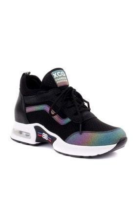 Guja Kadın Spor Ayakkabı 20y316-6 - Siyah - 40