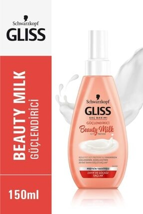 Gliss Beauty Milk-güçlendirici 150 ml