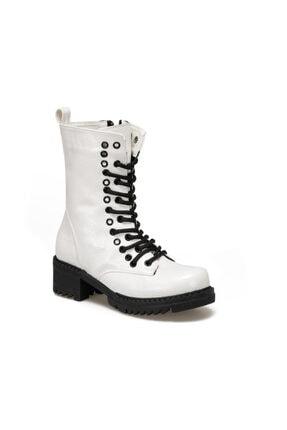 Butigo 19SF-3001 Beyaz Kadın Bot 100532314