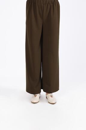 Sitare Scuba Lastikli Pantolon 19y9001
