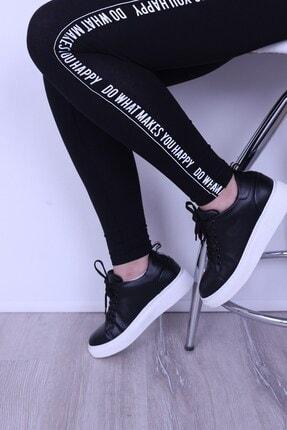 Derigo Siyah Kadın Casuel Ayakkabı 392070