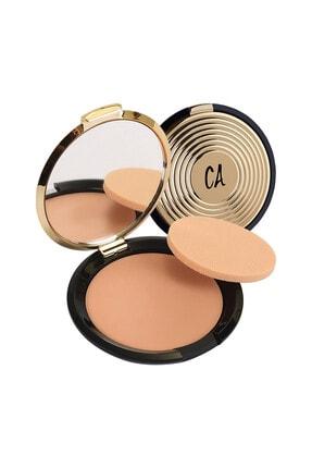 Catherine Arley Gold Cream Compact (Gold Pata Krem) - 202 -