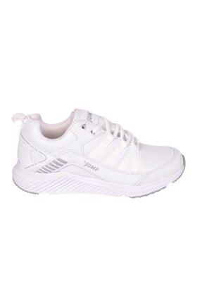 Jump Beyaz Kadın Spor Ayakkabı 25937