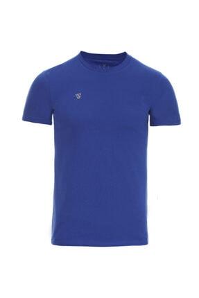 Sportive Kamp Kadın Mavi Tişört Tke1019-00m