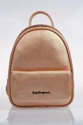Sergio Giorgianni Luxury Sg1868 Pembe Kadın Sırt Çantası