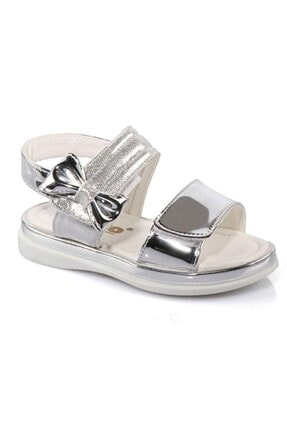 Vicco Bebe Sandalet Gümüş Ve Pembe 321.18y.577