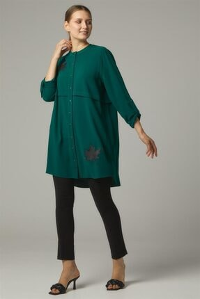 Doque Tunik-yeşil Do-a9-61120-25