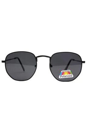 Belletti Beşgen Polarize Erkek Güneş Gözlüğü Unisex Gözlük Ln002