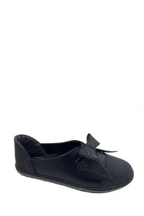 Punto Kadın Siyah Konfor Rahatlık Ve Şıklık Bir Arada Ayakkabı