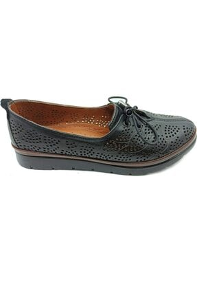 Punto Kadın Siyah Casual Ayakkabı 393004