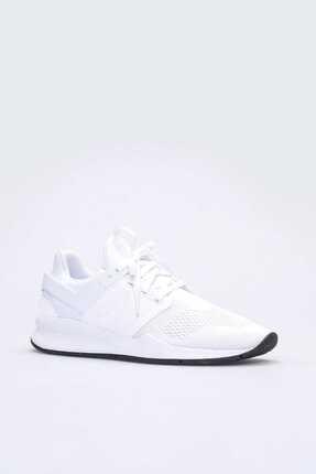 New Balance Kadın Beyaz Spor Ayakkabı  247 - MS247EW