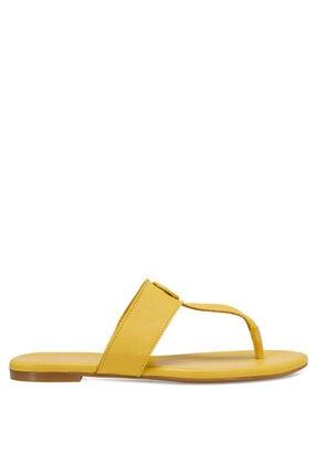 Nine West AVA Sarı Kadın Plaj Terliği 100526337