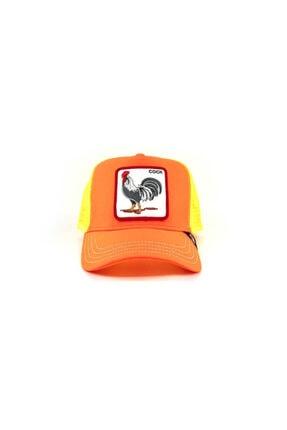 Goorin Bros Unisex  Electric Tamale Turuncu Standart Şapka  101-0733