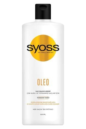 Syoss Oleo 21 Saç Kremi 500 ml X 6 Adet