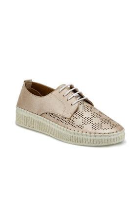 Polaris Bej Kadın Casual Ayakkabı