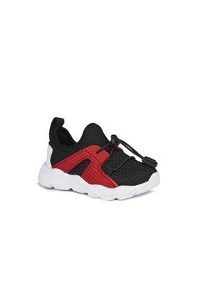 Vicco Joker Unisex Bebe Siyah Spor Ayakkabı