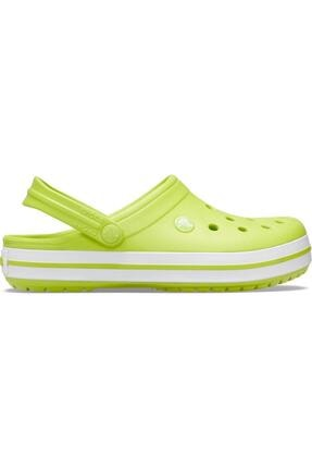 Crocs Unısex Yeşil Crocband Sandalet Terlik 11016-3t1