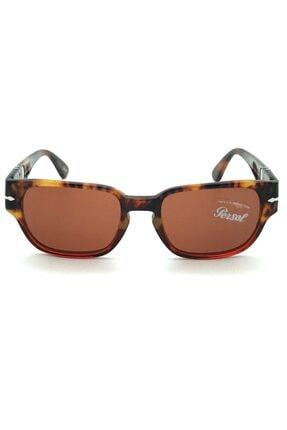 Persol Kadın Kahverengi Güneş Gözlüğü Po3245-s 1121 53