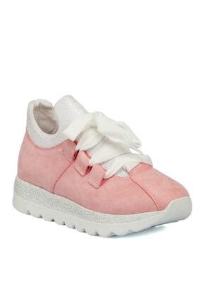 Tergan Pudra Vegan Kadın Ayakkabı 64516c63