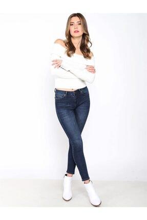 Twister Jeans Kadın Mındy 9005-84 Lacıvert