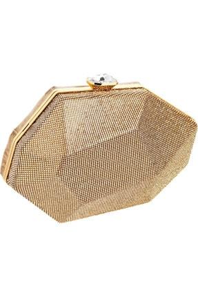 Swarovski Çanta Marina Bag Gold 5512791