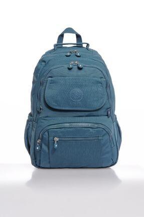 Smart Bags Smbky1215-0050 Buz Mavi Kadın Sırt Çantası