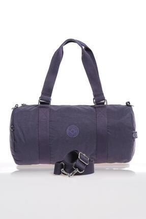 Smart Bags Unisex Mor Spor Çantası Smb1245