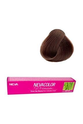 Neva Color Color Tüp Boya 6.1 Küllü Koyu Kumral