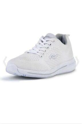 Jump Unisex Beyaz Spor Ayakkabı 24937