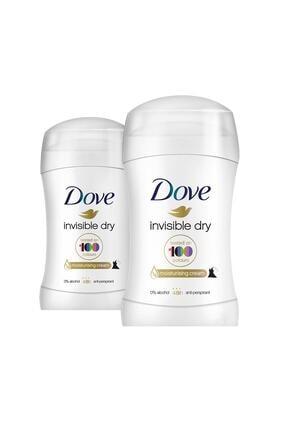 Dove Kadın Deodorant Stick Invisible 40 ml X2