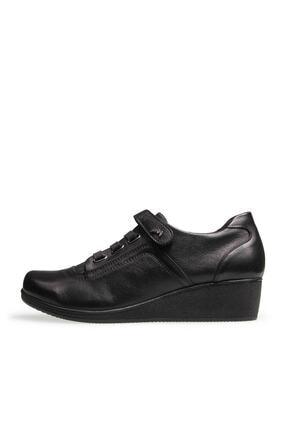 MP Kadın Siyah Casual Ayakkabı 192-8195 192-8195zn
