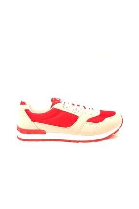 Letoon Comfort Kırmızı Kadın Spor Ayakkabı
