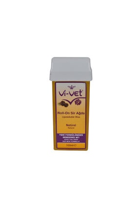 Vi-Vet Sir 100 ml Kartuş Roll-on Naturel