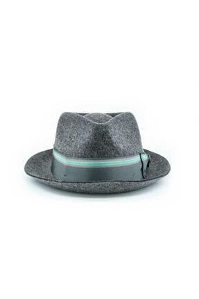 Goorin Bros Unisex Gri Star Boy Şapka