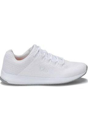 Lumberjack Unisex Beyaz Bağcıklı Sneaker