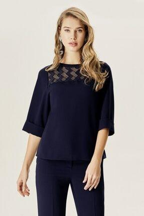 Naramaxx Güpür Detaylı Bluz