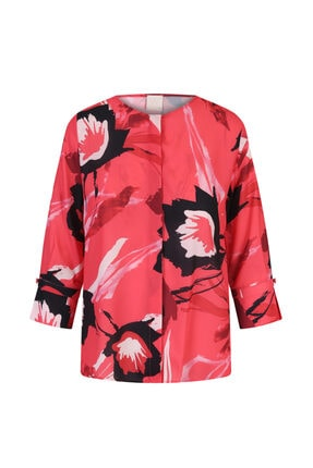W Collection Kolları Yırtmaçlı Bluz