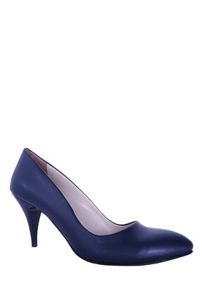 Derigo Lacivert Kadın Klasik Ayakkabı 2818172