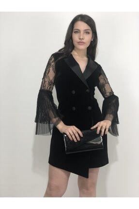 Ayhan Kadife Elbise