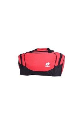 Lotto Unisex Kırmızı Spor Çanta R8818