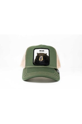 Goorin Bros 101-0254 Drew Bear Yeşil Standart