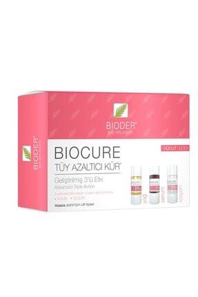 Bioder Biocure Body Tüy Azaltıcı Kür 3 X 10ml