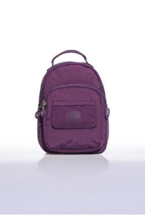 Smart Bags Mor Mini Boy Kadın Sırt Çantası Smb3027