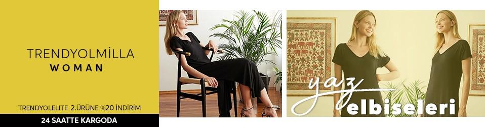 TRENDYOLMİLLA - Elbise Trendi Online Satış